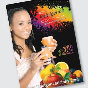 Indulgence Fruit Drinks